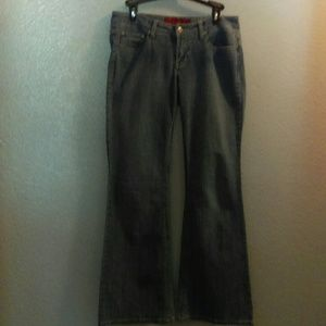 YMI size 7 flare jeans